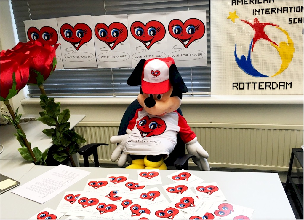 DeJaLi - Love Event - International School of Rotterdam